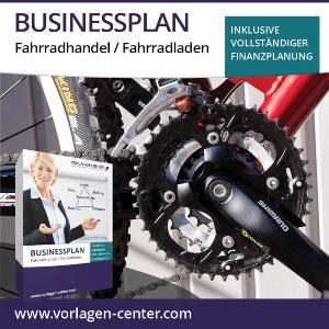 businessplan-paket-fahrradhandel-fahrradladen
