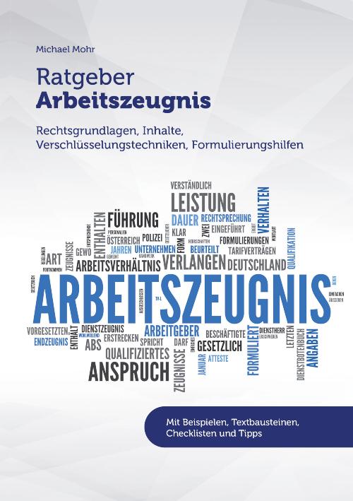 Ratgeber Arbeitszeugnis (PDF Version)