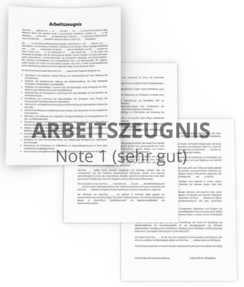 Arbeitszeugnis / Zwischenzeugnis Allroundkraft - Arbeitszeugnis: Formulierungen richtig deuten