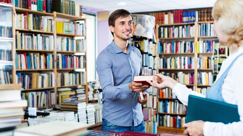 Eigenen Buchladen eröffnen