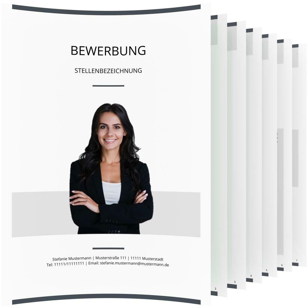 Bewerbungspaket Altenpfleger/-in