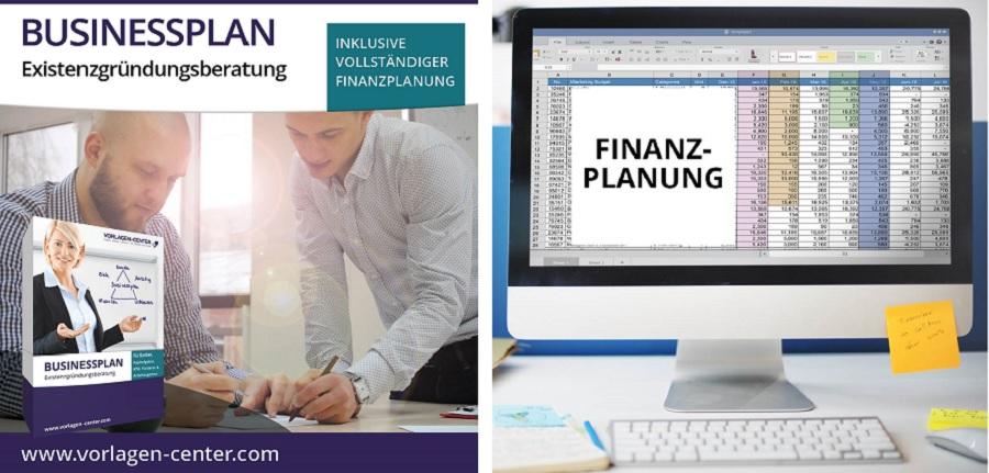 Businessplan-Paket Existenzgründungsberatung