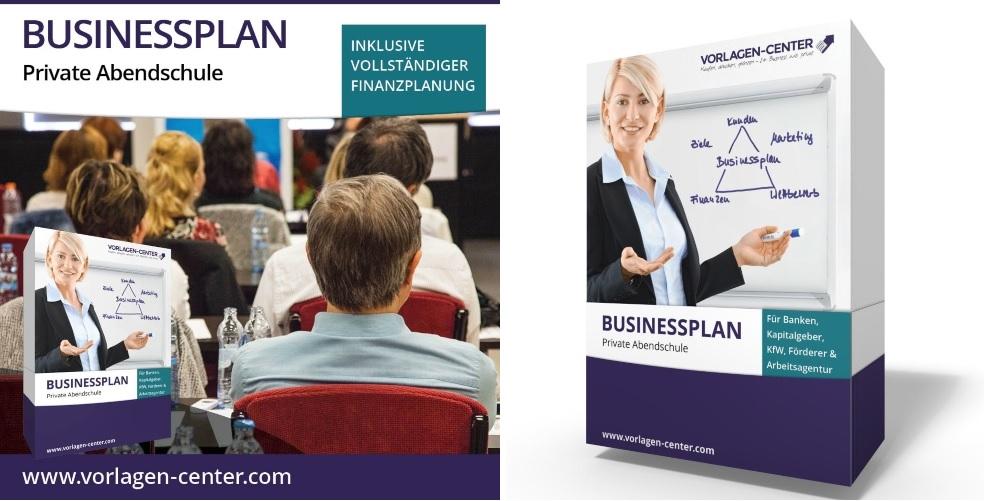 Businessplan-Paket Private Abendschule