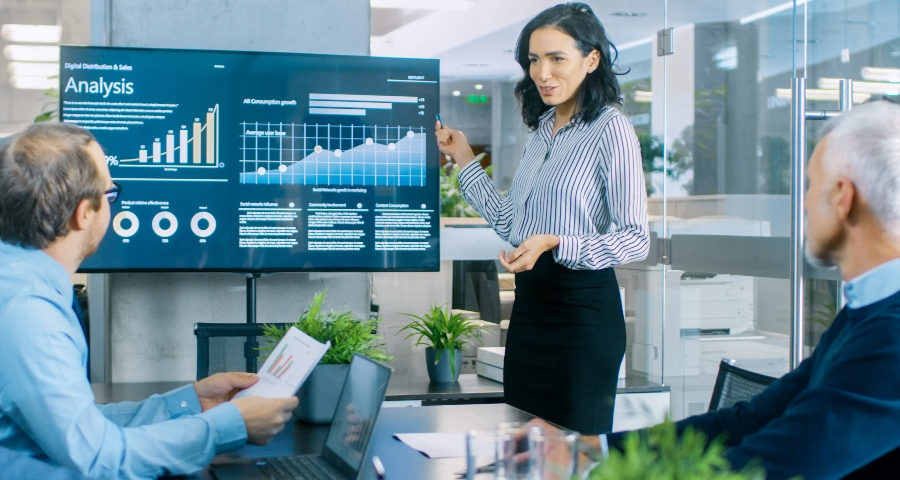 Professionell ein Investorengespräch vorbereiten