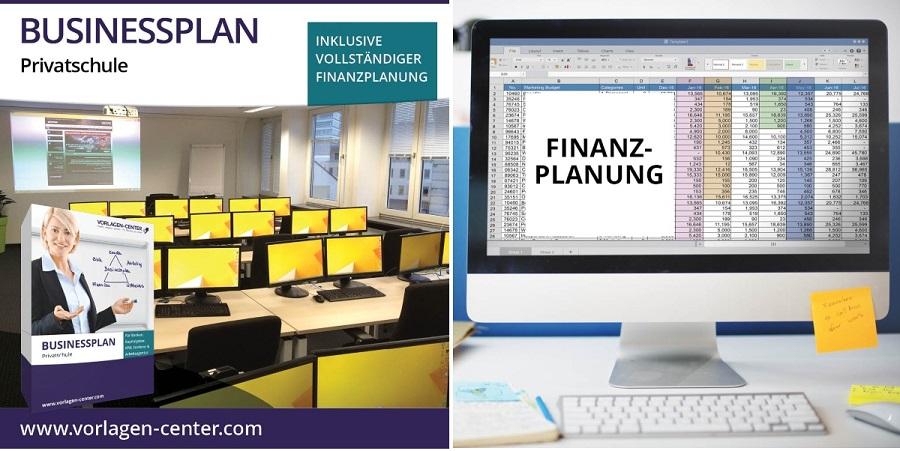 Businessplan-Paket Privatschule