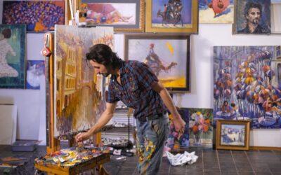 Als Künstler selbstständig machen
