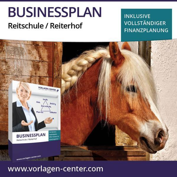 business plan reitstall