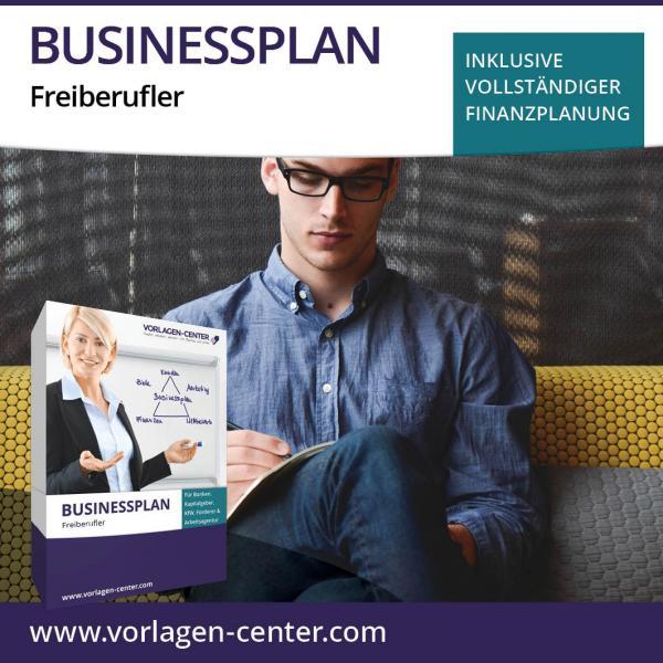 Businessplan-Paket Freiberufler