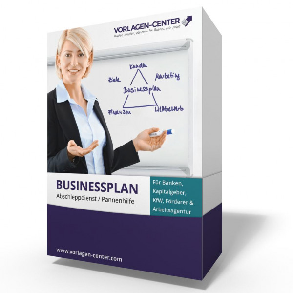Businessplan Abschleppdienst / Pannenhilfe