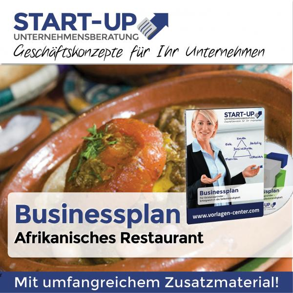Businessplan Afrikanisches Restaurant