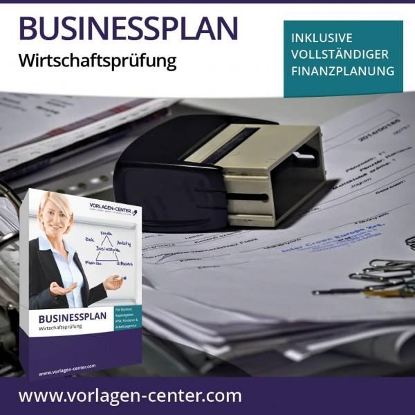 Businessplan-Paket Wirtschaftsprüfung