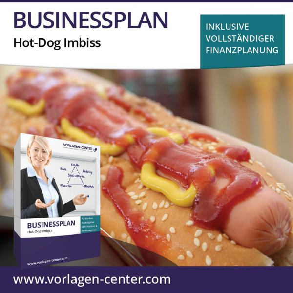 Businessplan Hot-Dog Imbiss