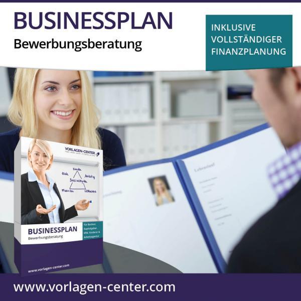 Businessplan-Paket Bewerbungsberatung