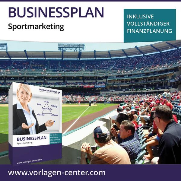 Businessplan Sportmarketing