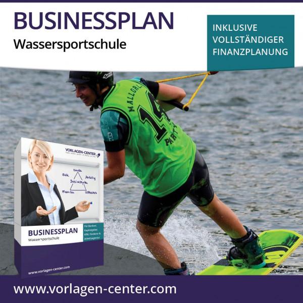 Businessplan-Paket Wassersportschule