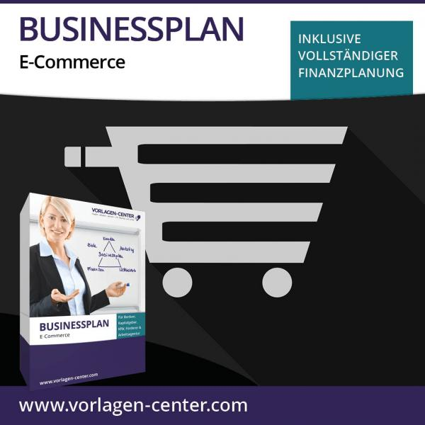 Businessplan-Paket E-Commerce