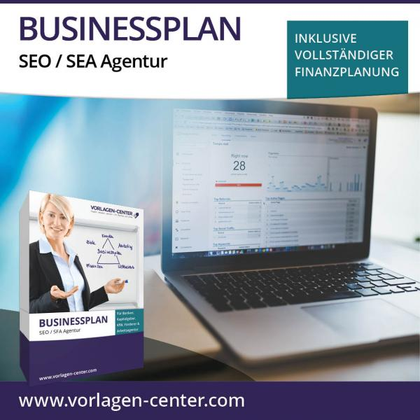 Businessplan SEO / SEA Agentur