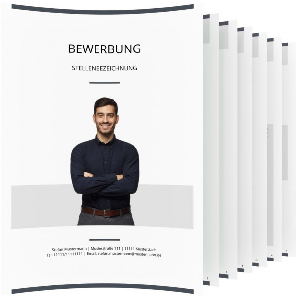 Bewerbungspaket Accounting Specialist