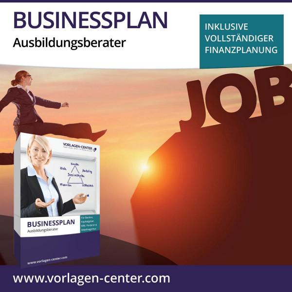 Businessplan-Paket Ausbildungsberater