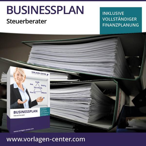 Businessplan-Paket Steuerberater