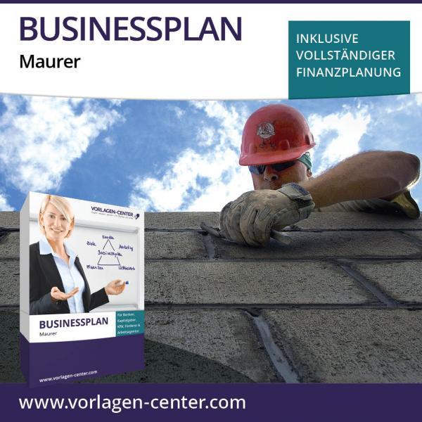 Businessplan Maurer