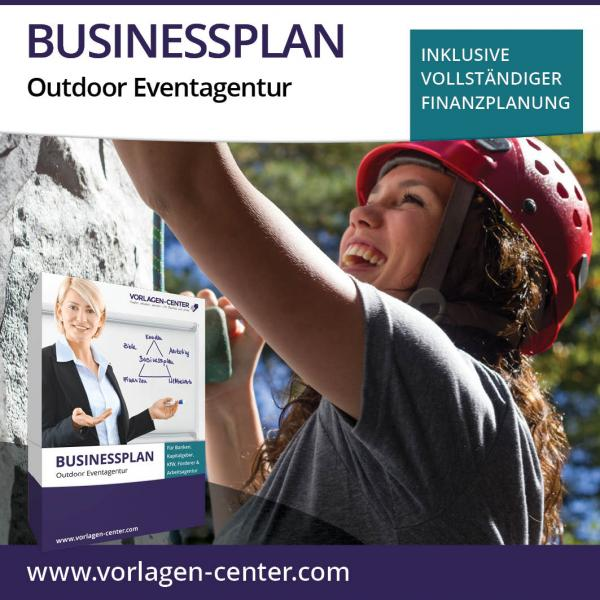 Businessplan Outdoor Eventagentur