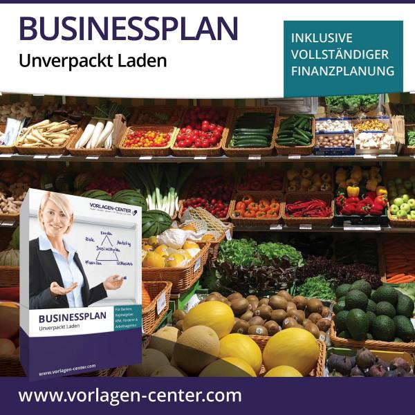 Businessplan-Paket Unverpackt Laden