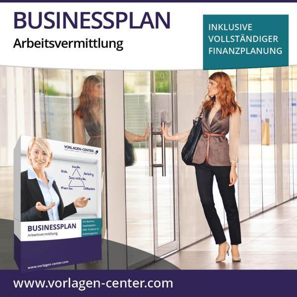 Businessplan Arbeitsvermittlung