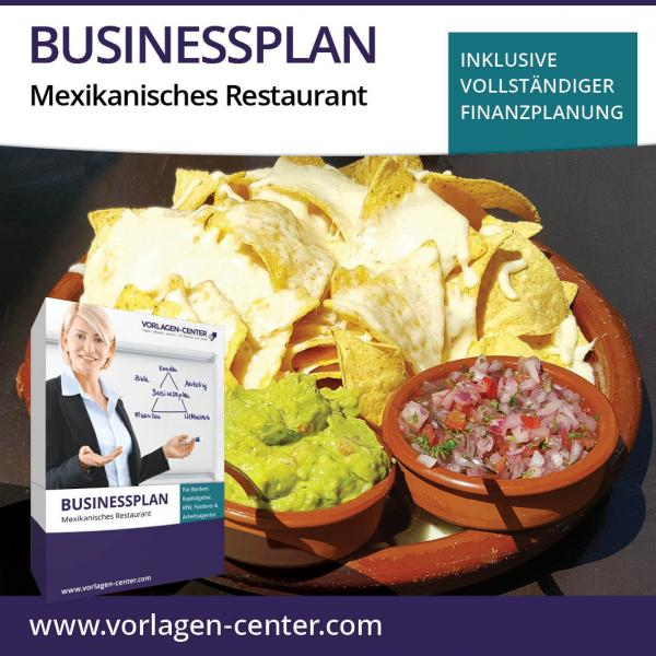 Businessplan-Paket Mexikanisches Restaurant