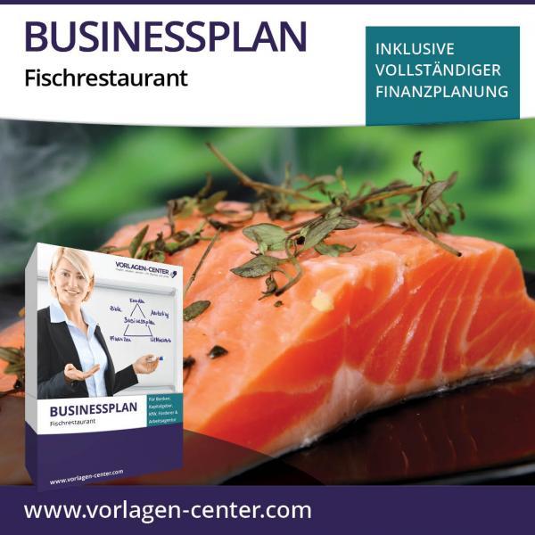 Businessplan-Paket Fischrestaurant