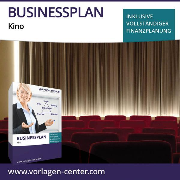 Businessplan Kino