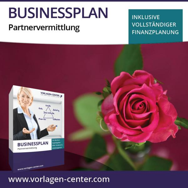 Businessplan-Paket Partnervermittlung