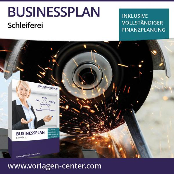 Businessplan-Paket Schleiferei