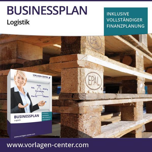 Businessplan-Paket Logistik