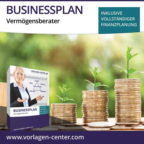 Businessplan-Paket Vermögensberater