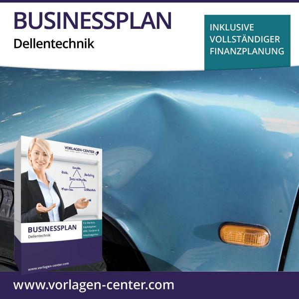 Businessplan-Paket Dellentechnik