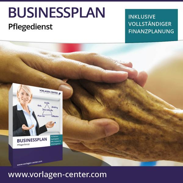 Businessplan Pflegedienst