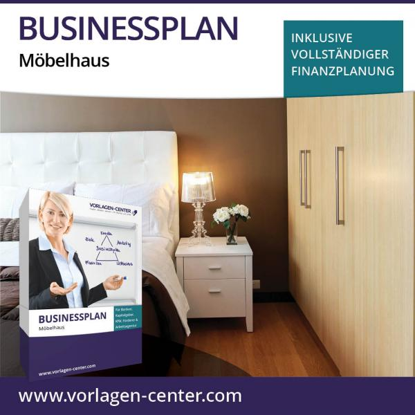 Businessplan-Paket Möbelhaus
