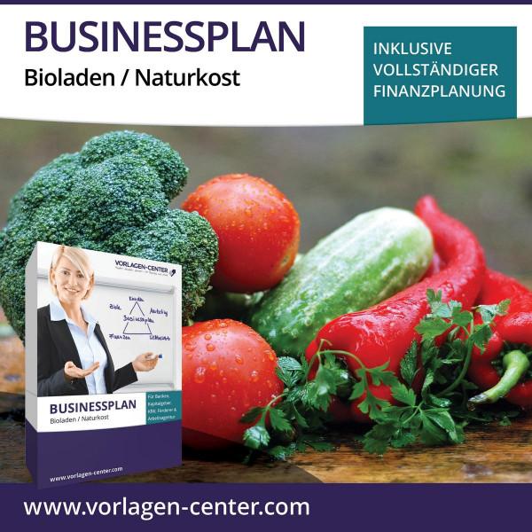 Businessplan-Paket Bioladen / Naturkost
