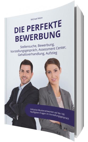 Begleitbuch: Der große Bewerbungsratgeber