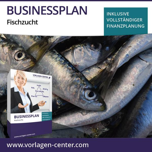 Businessplan Fischzucht