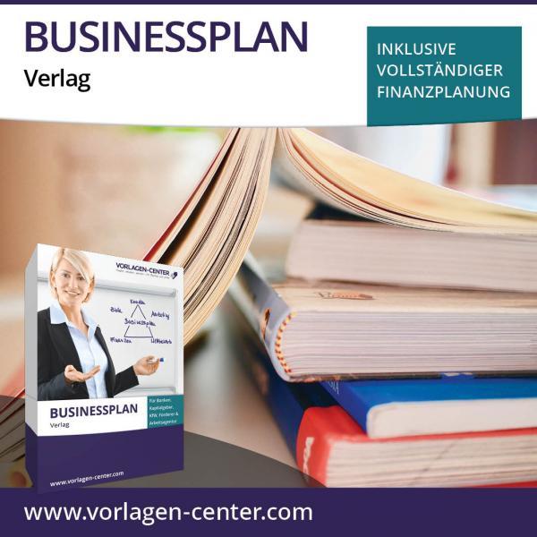 Businessplan-Paket Verlag