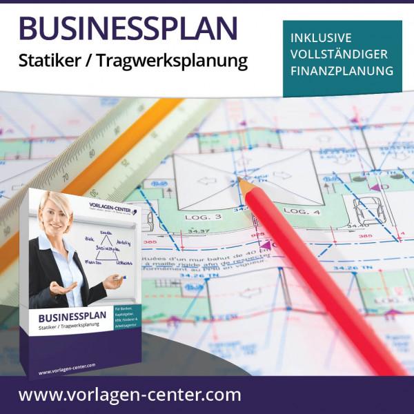 Businessplan-Paket Statiker / Tragwerksplanung