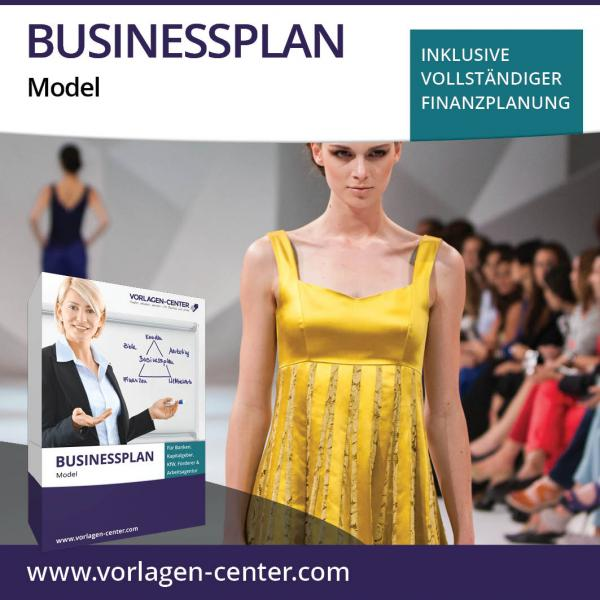 Businessplan Model