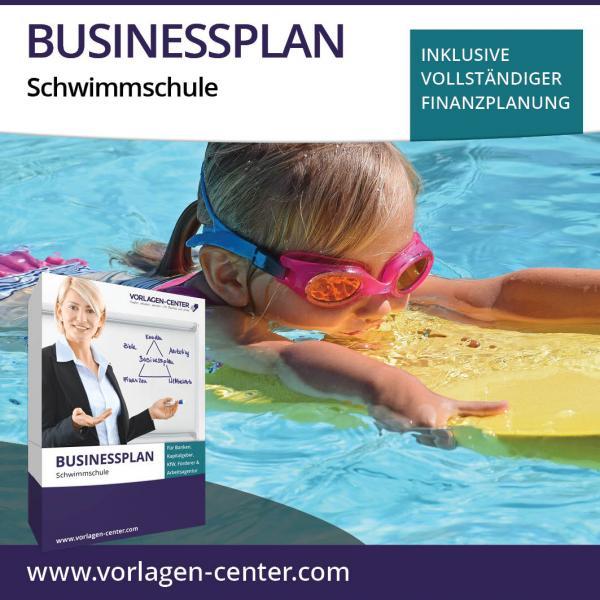 Businessplan-Paket Schwimmschule