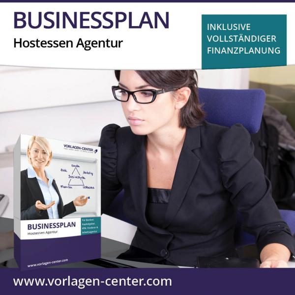 Businessplan Hostessen Agentur