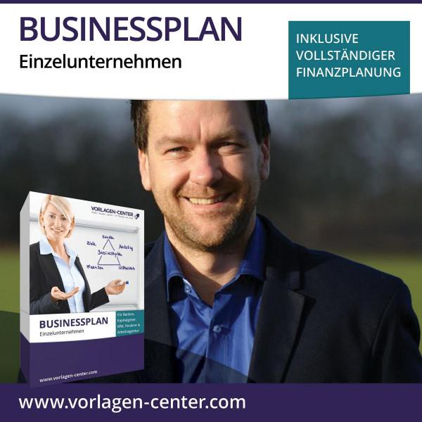 Businessplan-Paket Einzelunternehmen
