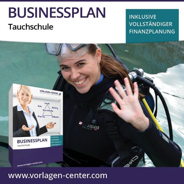 Businessplan-Paket Tauchschule