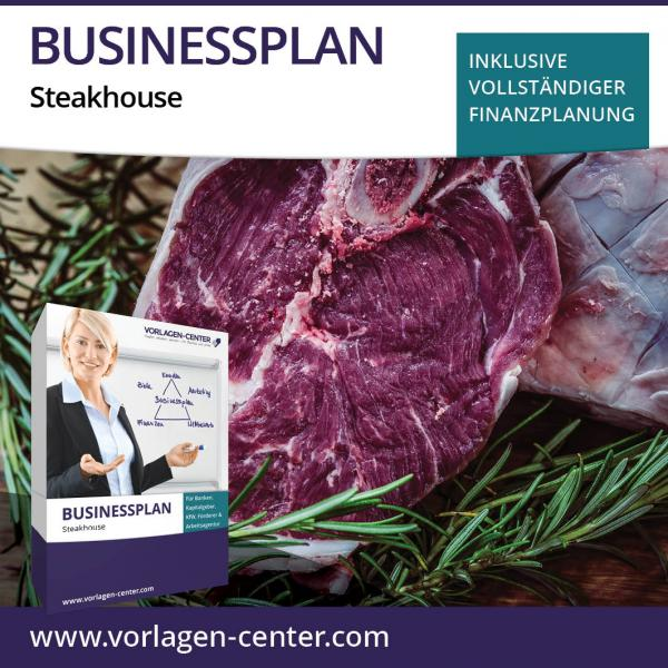 Businessplan Steakhouse