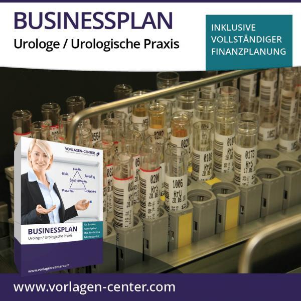 Businessplan Urologe / Urologische Praxis